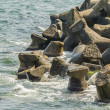 Black Sea Waves — Stock Photo