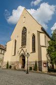 A igreja do claustro — Foto Stock