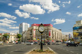 The Roman Square In Bucharest — Stock Photo