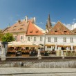 The Small Square In Sibiu — Stock Photo #31076369