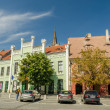 the small square in sibiu — Stock Photo #31177825