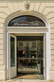 Massimo Dutti Store — Stock Photo