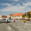 The Small Square Of Sibiu — Stock Photo #31341405