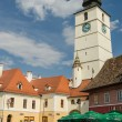 The Small Square Of Sibiu — Stock Photo #31341437