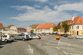 The Small Square Of Sibiu — Zdjęcie stockowe