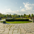 Herastrau Park in Bukarest — Stockfoto