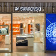 Swarovski Store — Stock Photo