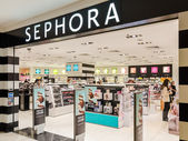 Sephora Perfume Shop — Stock Photo