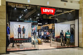Levi Strauss Store — Stock Photo
