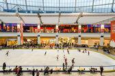 Shopping Mall Inside — Stock Photo