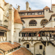 Bran Castle Inside — Stock Photo