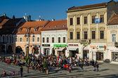 Downtown Brasov — Stock Photo