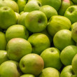 Green Apples In Market Display — Stock Photo #36496729