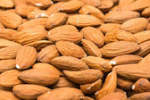Almonds Fruits Details — Stock Photo