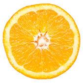Orange Slice Isolated — Stock Photo