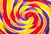 Sweet Lollipop Abstract — Stockfoto