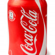 Stock Photo: Coca-ColBottle Can