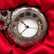 Vintage Pocket Mechanical Watch — Stock Photo