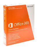 Microsoft Office 365 Retail Box — Stock Photo