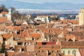 Brasov Medieval City — Stock Photo
