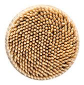 Toothpicks Isolated — Stock Photo