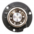 Stock Photo: Hard Disk Drive Spindle Wheel Cog