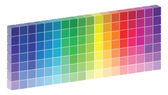 Color Palette — Stock Vector