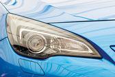 Auto koplamp — Stockfoto