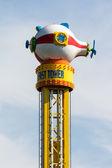 Fun Park Amusement Submarine — Stock Photo