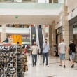 People Shopping In Luxurious Shopping Mall — Stock Photo #48003615