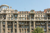 Palace Agricola-Fonciera In Bucharest — Stock Photo