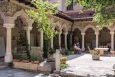 Stavropoleos Monastery — Stock Photo