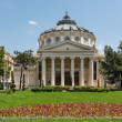 The Romanian Athenaeum — Stock Photo #48596687