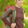 Royalty-Free Stock Photo: Hiker portrait