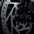 Disc brake - Stock Photo