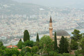 Alanya landscape, Turkey. With clipping paths — Stock Photo