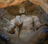 Buddha Stone — Stock Photo