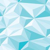 Blue Crystals Seamless Pattern — Wektor stockowy