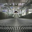 Moving Walkway in airport - Foto de Stock