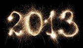 świecące 2013 — Zdjęcie stockowe