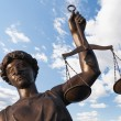 Stock Photo: Statue of Justice
