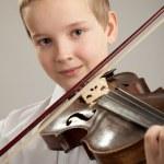 Classical Musician — Stock Photo