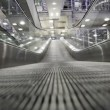 Moving Walkway in airport — Stock Video