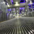 Stock Video: Motion Travelator