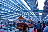 Guangzhou Canton fair — Stock Photo