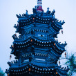 Harbin Temple — Stock Photo
