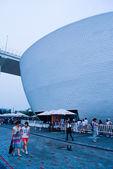 Finland Pavilion Word EXPO Shanghai 2010, China — Stock Photo