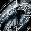 Astronomical clock, Prague, Sign of Zodiac — Stock Photo