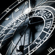 Astronomical clock, Prague, Sign of Zodiac — Stock Photo #23645207