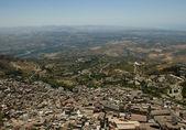 Sicilian village — Stock Photo